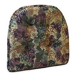 Klear Vu Tufted Cabernet Gripper® Chair Pad in Multi