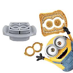 FunBites® 2-Piece Minions Goggles Food Cutter Set