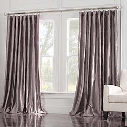 Valeron Estate Silk Double Wide Window Curtain Panel
