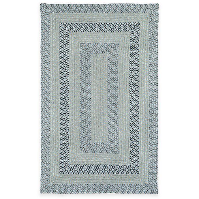 Alternate image 1 for Kaleen Bimini 2' x 3' Indoor/Outdoor Accent Rug in Blue