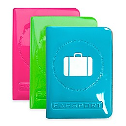 Fifth Avenue My Passport Waterproof Protector Cover