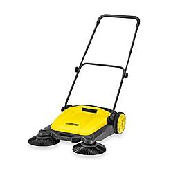 Karcher® S650 Floor Sweeper in Black/Yellow