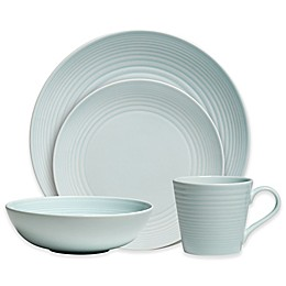 Gordon Ramsay by Royal Doulton® Maze 16-Piece Dinnerware Set in Blue