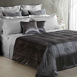 Frette At Home Realmonte Pillow Sham in Grey