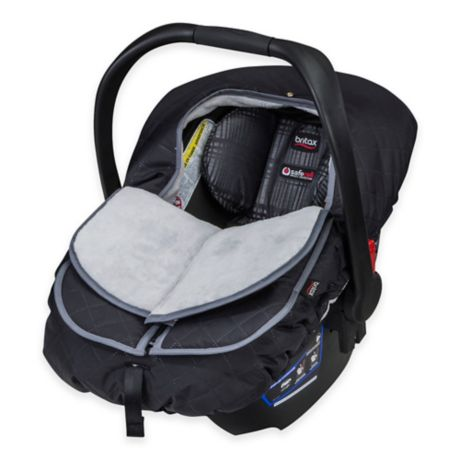 0c945a8de BRITAX B-Warm Insulated Infant Car Seat Cover in Polar