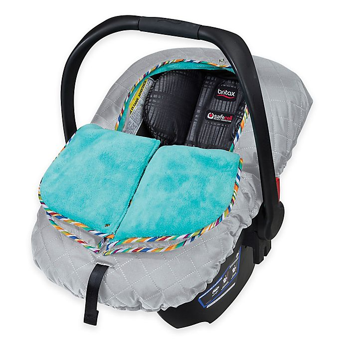 Alternate image 1 for BRITAX B-Warm Insulated Infant Car Seat Cover in Arctic