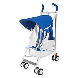 Maclaren® B01 50th Anniversary Edition Volo Stroller in Blue/White
