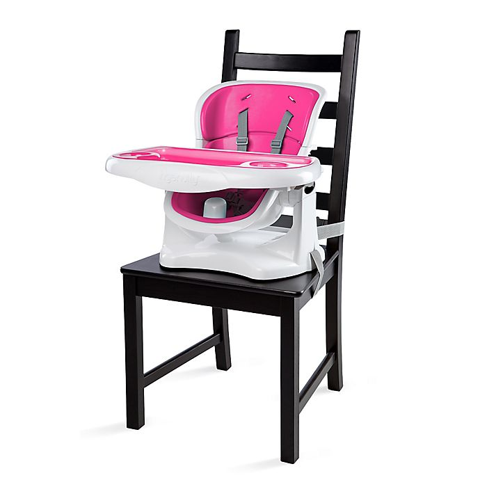 Alternate image 1 for Ingenuity™ SmartClean™ ChairMate™ Chair Top High Chair in Magenta