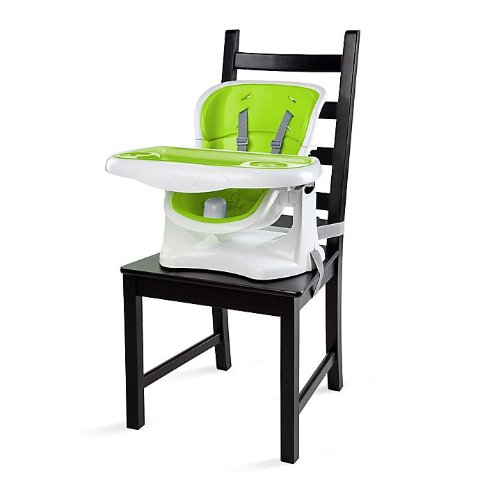 Alternate image 1 for Ingenuity™ SmartClean™ ChairMate™ Chair Top High Chair in Lime