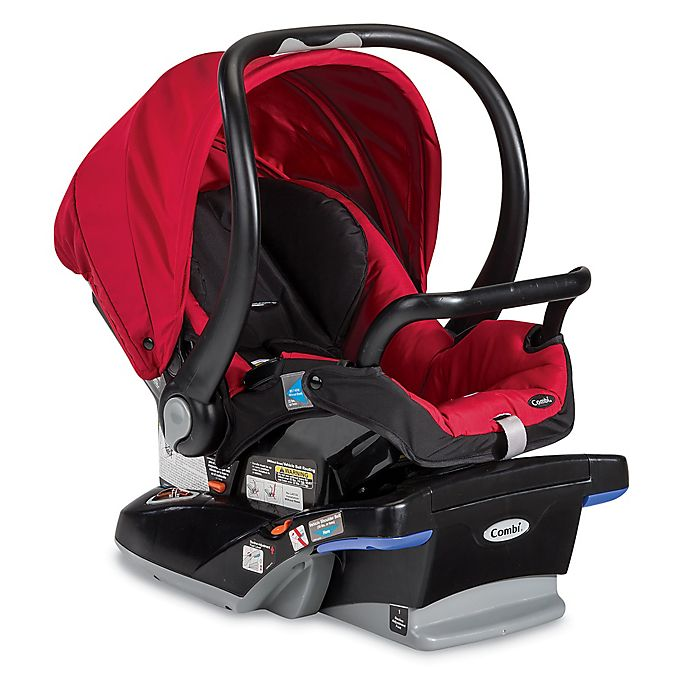 Alternate image 1 for Combi® Shuttle Titanium Infant Car Seat