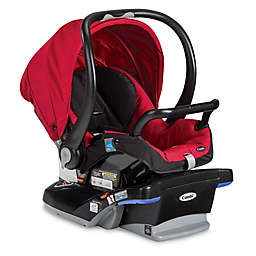 Combi® Shuttle Titanium Infant Car Seat in Red Chili