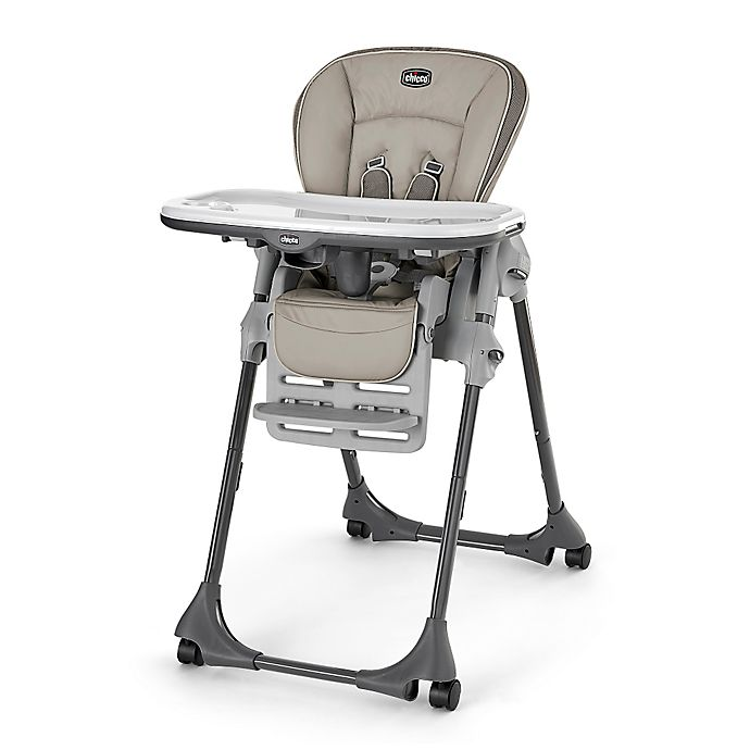 Alternate image 1 for Chicco® Polly® High Chair in Papyrus