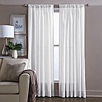 Wamsutta® Sheer 95-Inch Window Curtain Panel in White