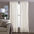 Wamsutta® Sheer 95-Inch Window Curtain Panel in Ivory