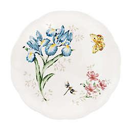 """Butterfly Meadow Orange Sulphur 10 3/4"""" Dinner Plate"""