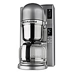 KitchenAid® 8-Cup Custom Pour-Over Brewer in Silver