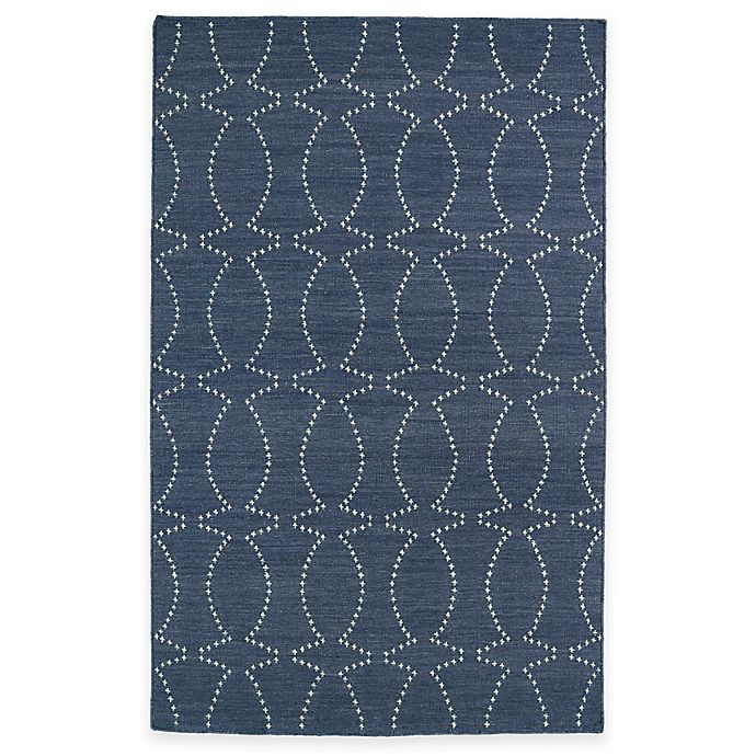 Alternate image 1 for Kaleen Glam Pin Dot Rug