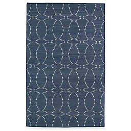 Kaleen Glam Pin Dot Rug