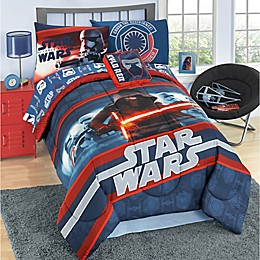 Star Wars™ Episode 7 Reversible Comforter Set
