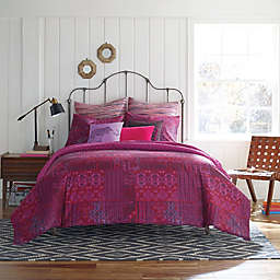 Anthology™ Kylie Comforter Set in Pink