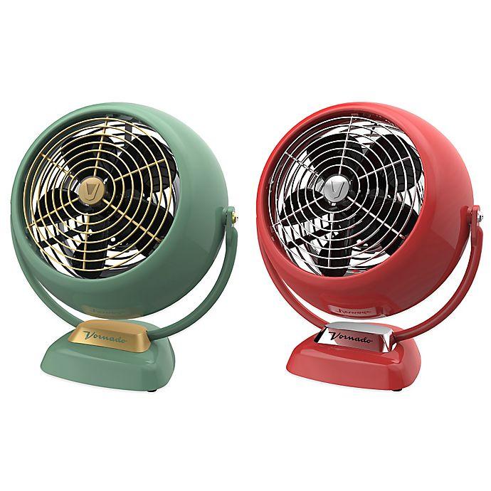 Vornado 174 Small Vintage Air Circulator Fan Bed Bath Amp Beyond
