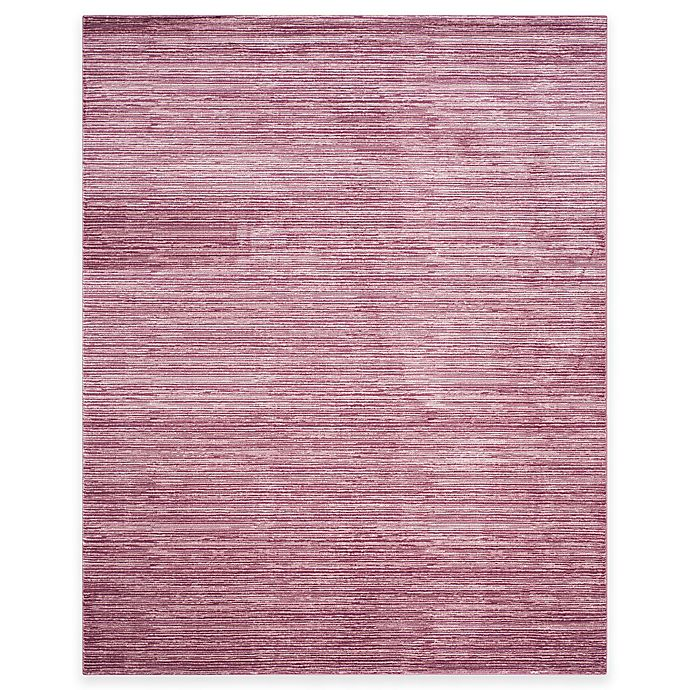 Alternate image 1 for Safavieh Vision 8-Foot x 10-Foot Area Rug in Pink