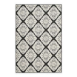Safavieh Cottage Diamond Damask Indoor/Outdoor Rug