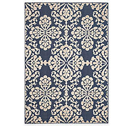 Safavieh Cottage Floral Damask Indoor/Outdoor Rug