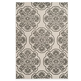 Safavieh Cottage Medallion Indoor/Outdoor Rug