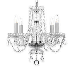 Gallery Venetian Chandelier with Swarovski Crystals