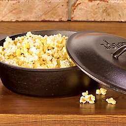 Lodge Cast Iron Covered Skillet