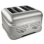KitchenAid® Pro Line 4-Slice Toaster in Sugar Pearl Silver