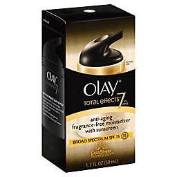 Olay® Total Effects® 1.7 fl. oz. Anti-Aging Fragrance Free Moisturizer SPF 15