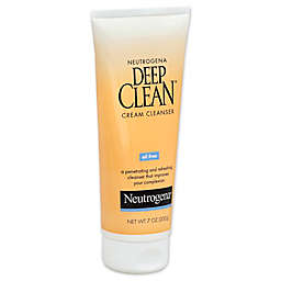Neutrogena® Deep Clean® 7 oz. Cream Cleanser