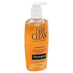 Neutrogena® Deep Clean® 6 oz. Facial Cleanser Normal to Oily Skin