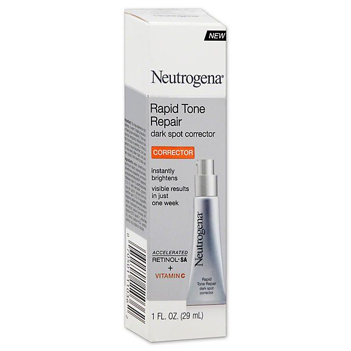 Alternate image 1 for Neutrogena® 1 oz. Rapid Tone Repair Dark Spot Corrector