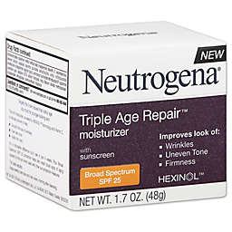 Neutrogena® Triple Age Repair™ Moisturizer Broad Spectrum SPF 25