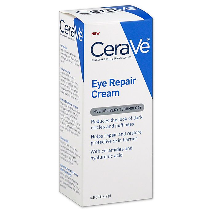 Alternate image 1 for CeraVe® .5 oz. Eye Repair Cream