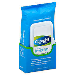 Cetaphil® 25-Count Gentle Skin Cleansing Cloths
