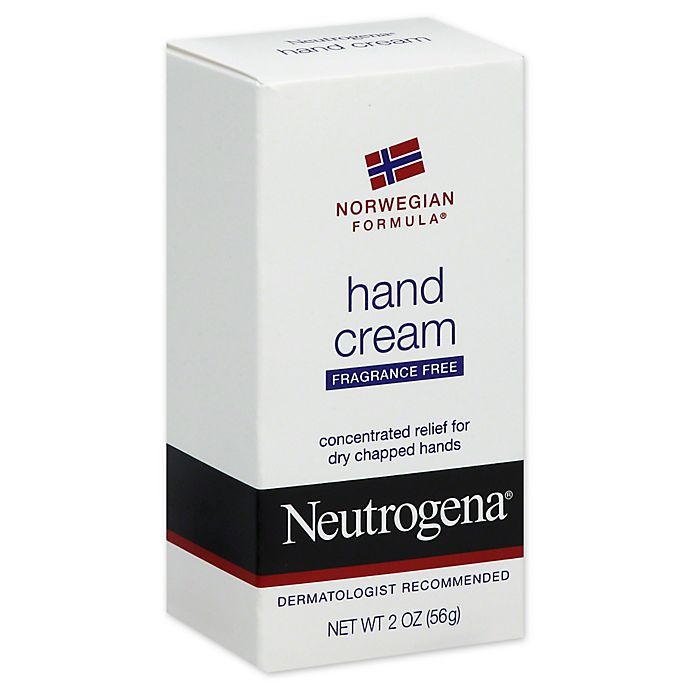 d5a9b1192dc Neutrogena® Norwegian Formula® 2 oz. Fragrance-Free Hand Cream