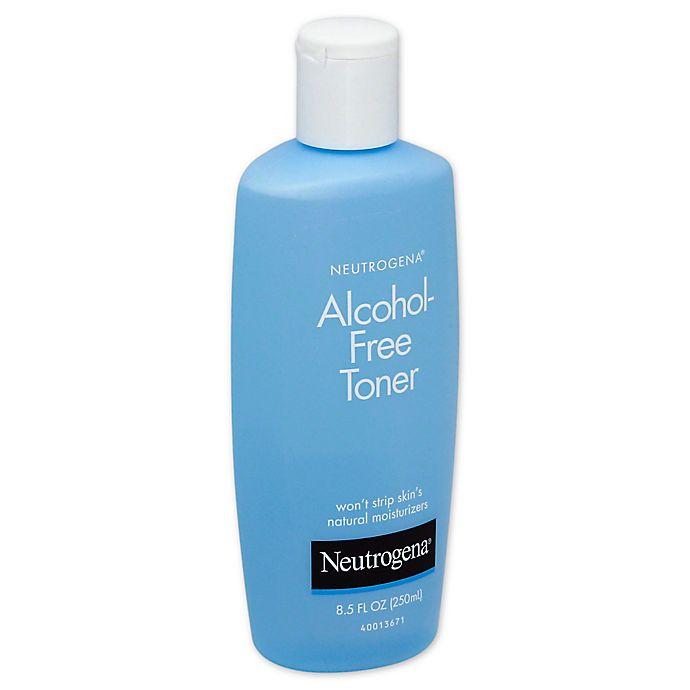 Alternate image 1 for Neutrogena® 8.5 oz. Alcohol-Free Toner