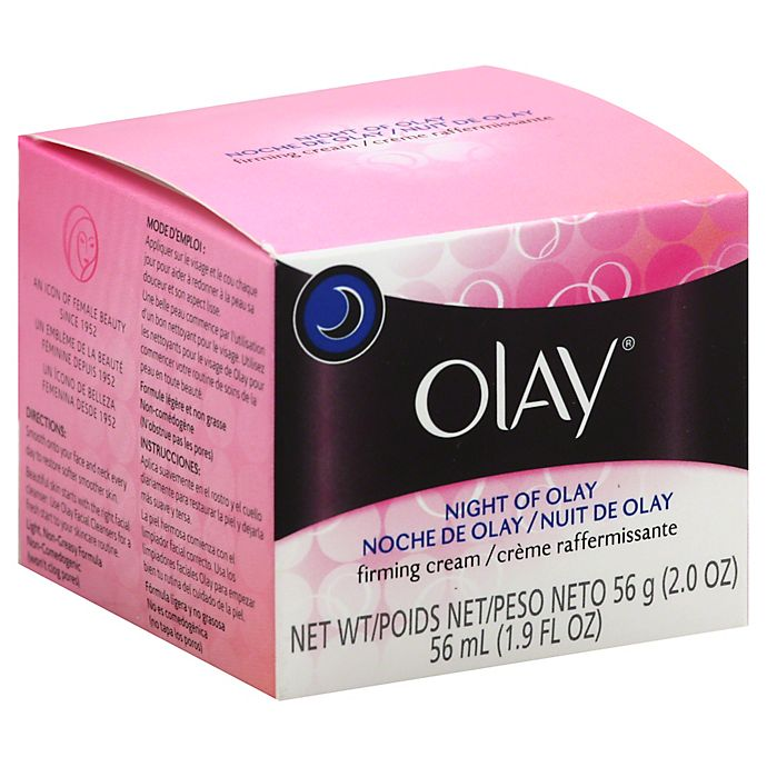 Alternate image 1 for Olay® 2 oz. Night of Olay Firming Cream