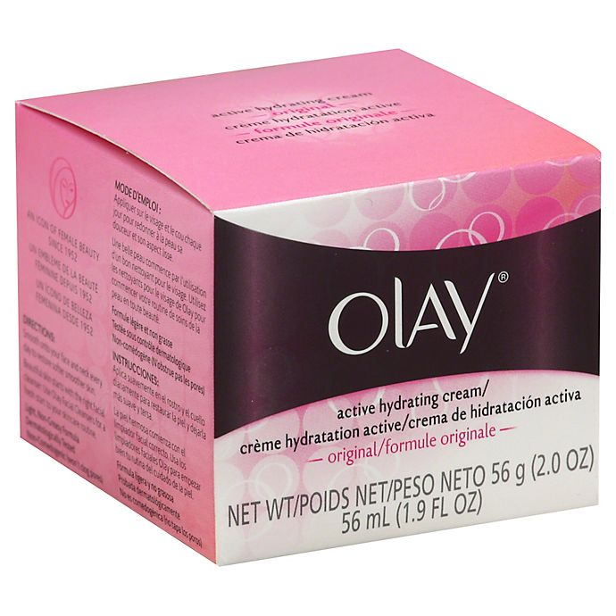 Alternate image 1 for Olay® 2 oz. Active Hydrating Facial Cream Original