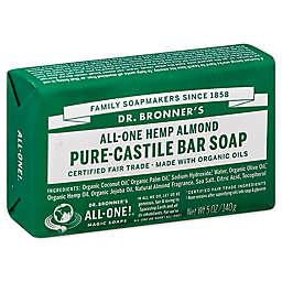 Dr. Bronner's 5 oz. Pure-Castile Bar Soap in Almond