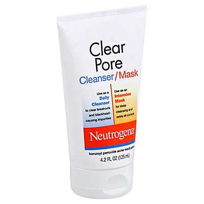 Neutrogena® 4.2 oz. Clear Pore Cleanser/Mask