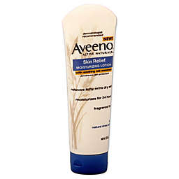 Aveeno® Active Naturals® 8 oz. Fragrance Free Skin Relief Moisturizing Lotion