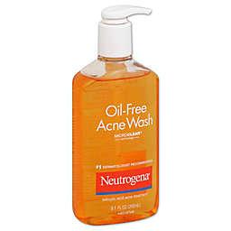 Neutrogena® 9.1 oz. Oil-Free Acne Wash