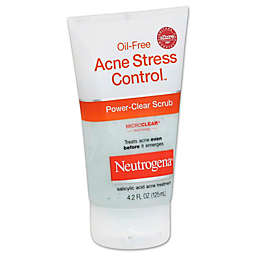 Neutrogena® Oil-Free Acne Stress Control® 4.2 oz. Power-Clear Scrub