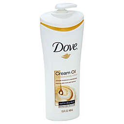 Dove 13.5 oz. Extra Dry Skin Cream Oil Intensive Body Lotion