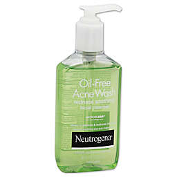 Neutrogena® 6 oz. Oil-Free Acne Wash Redness Soothing Facial Cleanser